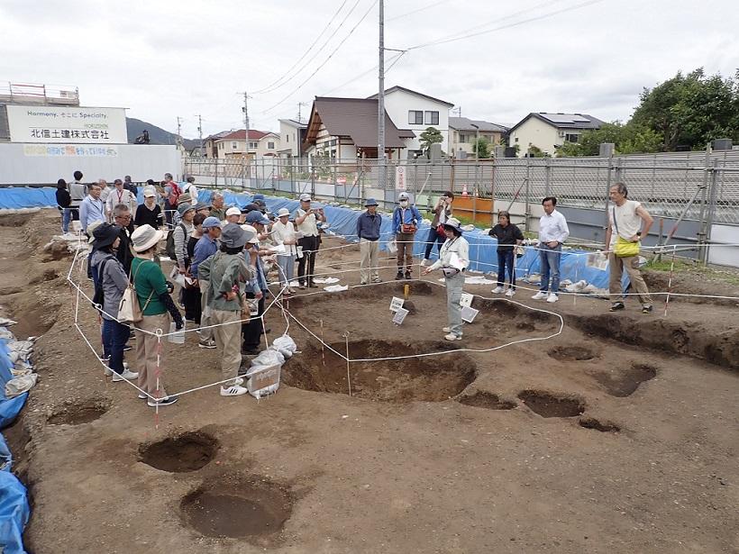 浅川扇状地遺跡群 2019年度発掘調査情報(2)
