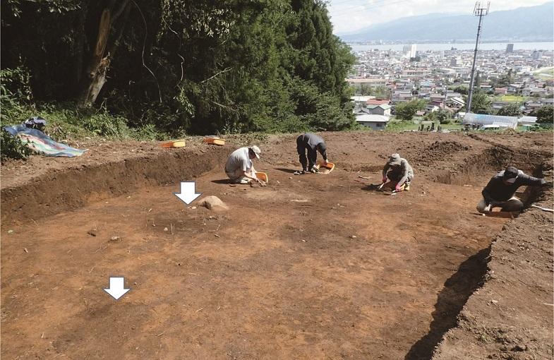 一の釜遺跡 2019年度発掘調査情報(1)