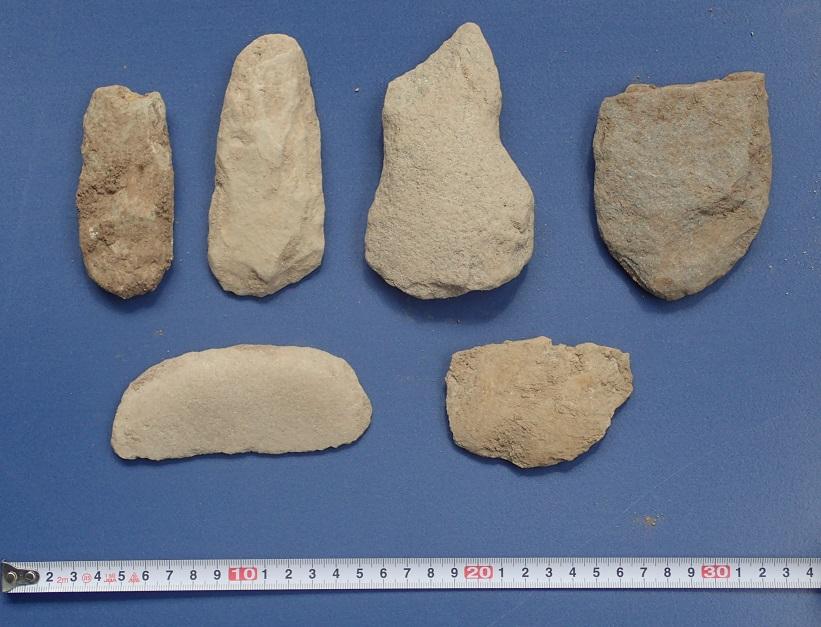 座光寺石原遺跡 2020年度発掘調査情報(1)
