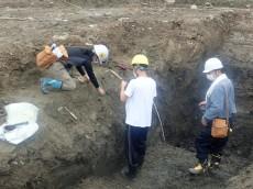 南大原遺跡 2020年度 発掘調査情報(2)
