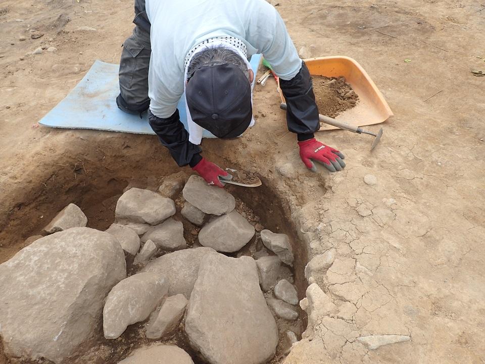 一の釜遺跡 2019年度発掘調査情報(2)