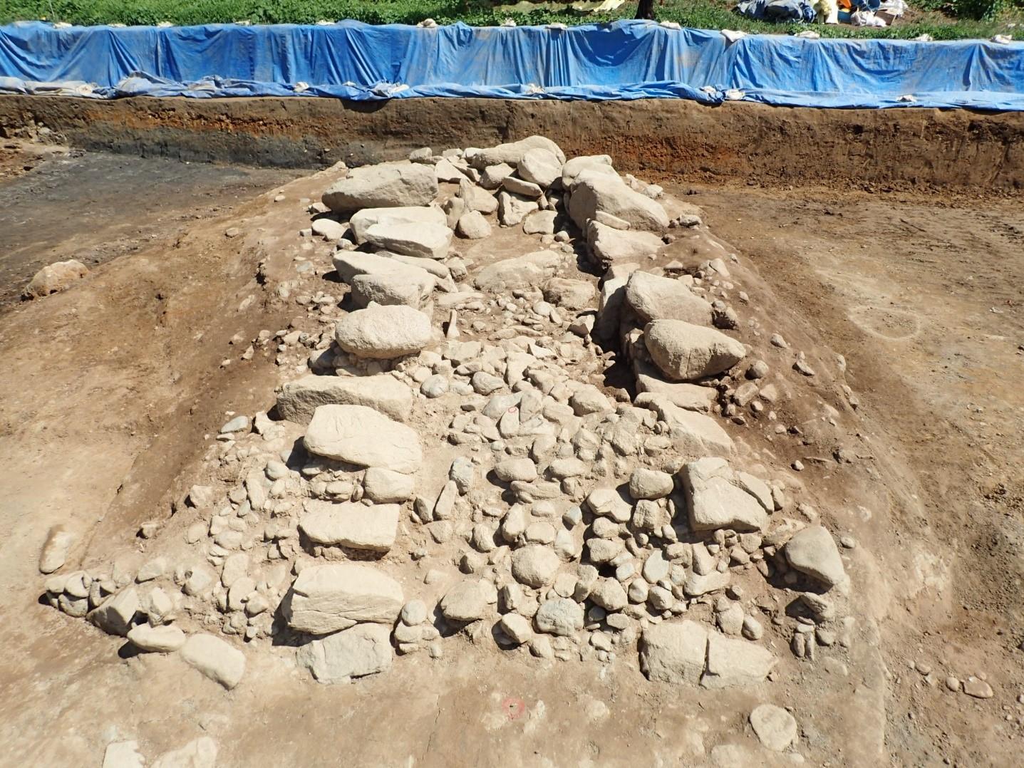 座光寺石原遺跡 2021年度発掘調査情報(4)