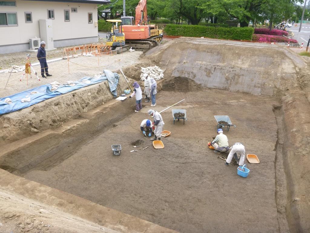 出川南遺跡 平成28年度発掘調査情報(3)