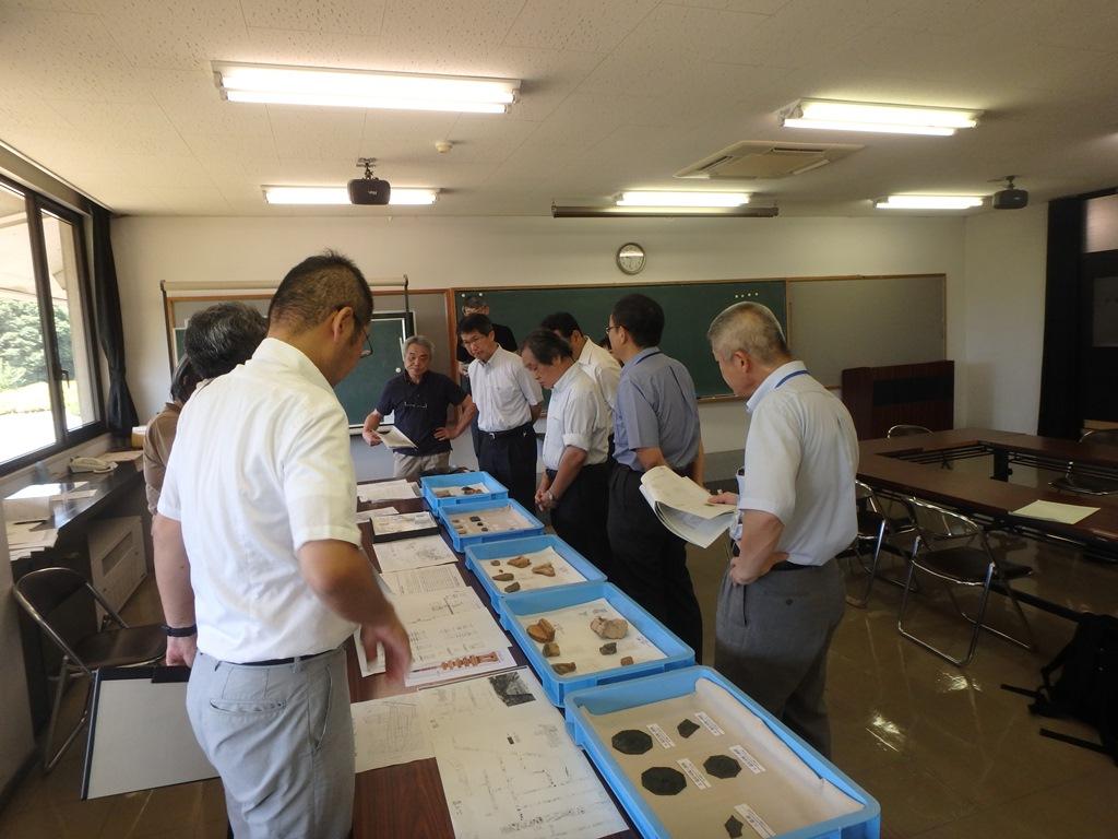 小島・柳原遺跡群 平成30年度調査情報(2)