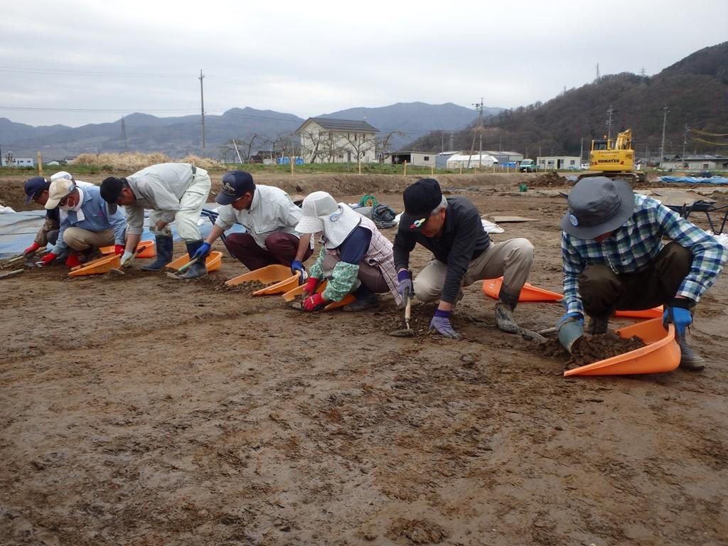 石川条里遺跡 平成29年度調査情報(1)