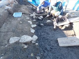 石川条里遺跡 2021年度発掘調査情報(2)