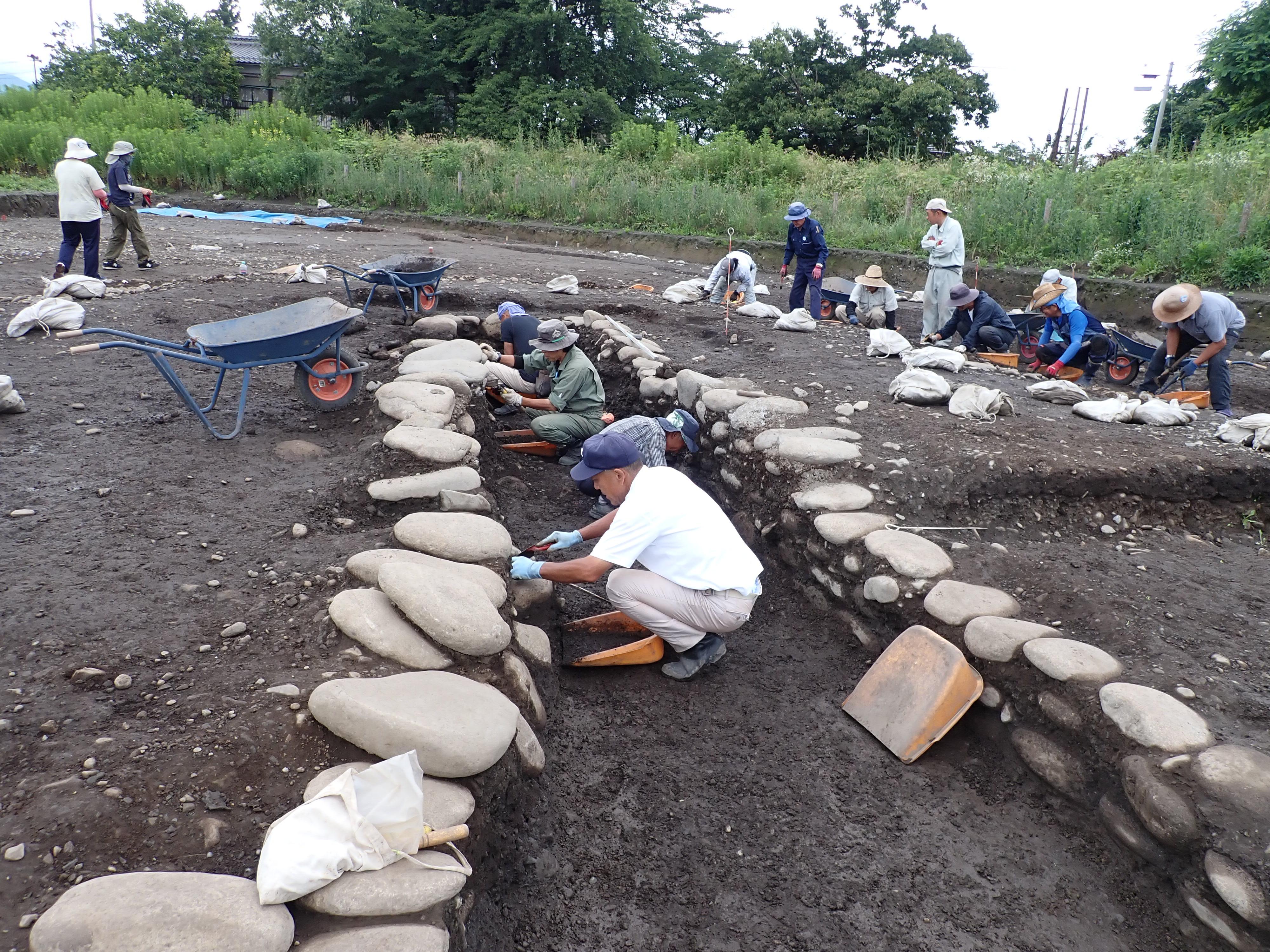真光寺遺跡 2021年度発掘調査情報(2)